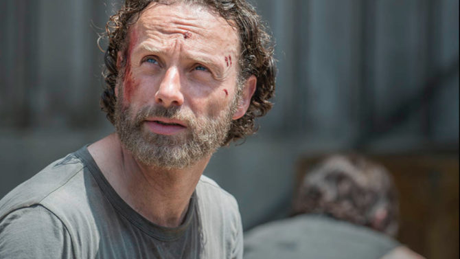Extienden final de 'Walking Dead' a