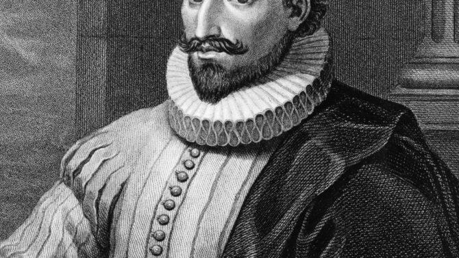 Miguel De Cervantes restos Don Quijote