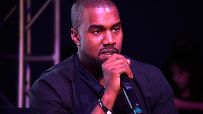MIAMI, FL - DECEMBER 05: Kanye
