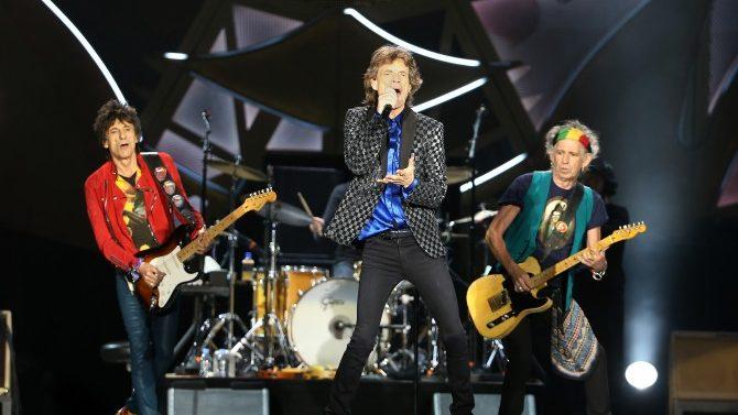 The Rolling Stones Nueva Gira Reedición