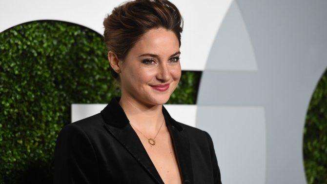 Shailene Woodley Galardonada MTV Movie Awards