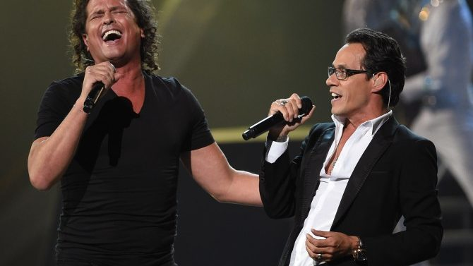 Carlos Vives Marc Anthony Gira Juntos