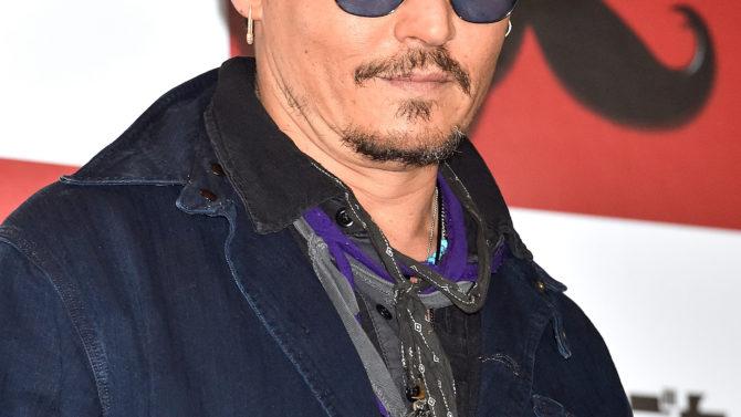 Johnny Depp accidente set Pirates of