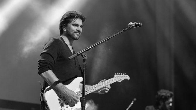 Juanes Anuncia Gira