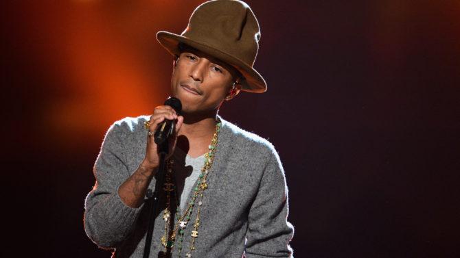 Pharrell Williams ícono de la moda