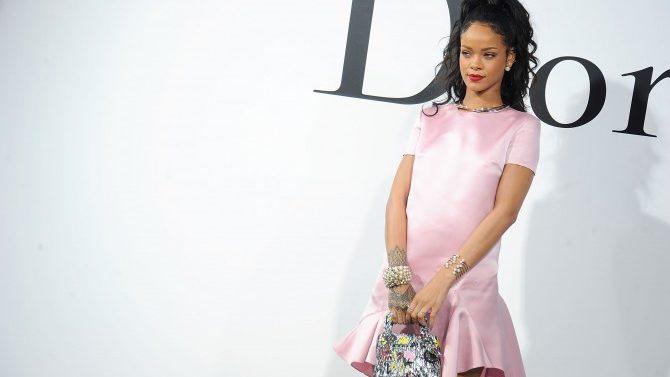 Rihanna Nueva Cara Dior