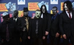 Slipknot guitarrista Mick Thomson apuñalado hermano