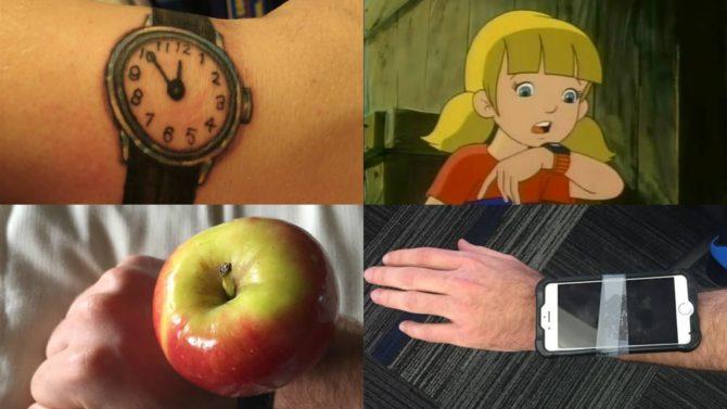 Las mejores reacciones al Apple Watch