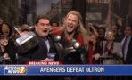 Los mejores momentos de Chris Hemsworth