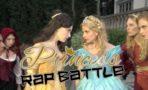 Cinderella vs Belle Sarah Michelle Gellar