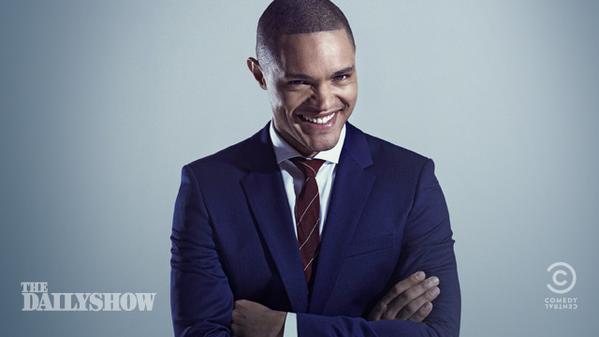 Trevor Noah Nuevo Host Daily Show