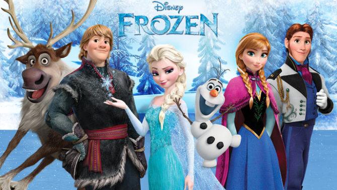Disney confirma 'Frozen' 2