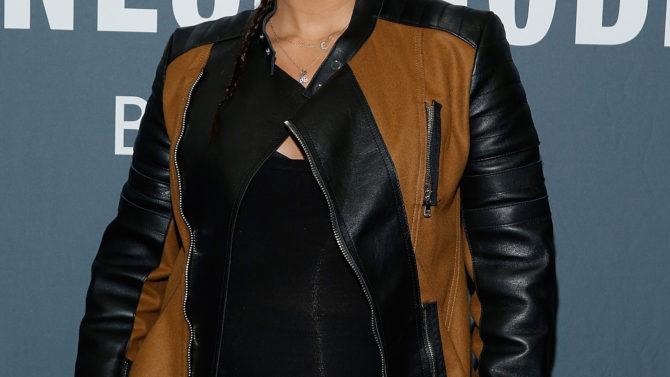 Alicia Keys fotos bebé Genesis