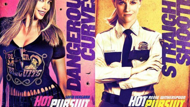 """Nuevas fotos de """"Hot Pursuit"""" con"""
