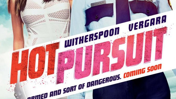 """Nuevo poster de """"Hot Pursuit"""" con"""