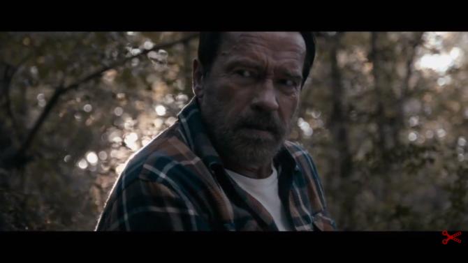 """""""Maggie"""" trailer"""