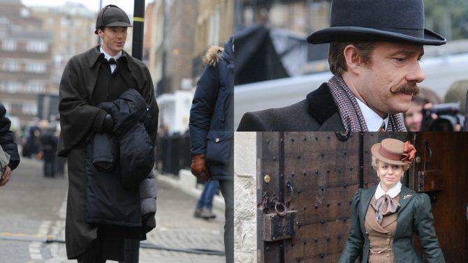 """""""Sherlock"""" llega a la época victoriana"""