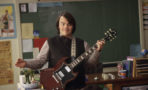 "Jack Black in ""School of Rock"""