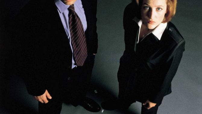 Protagonistas Regresan para The X-Files Revival