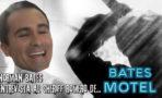 Norman Bates entrevista al Sheriff Romero