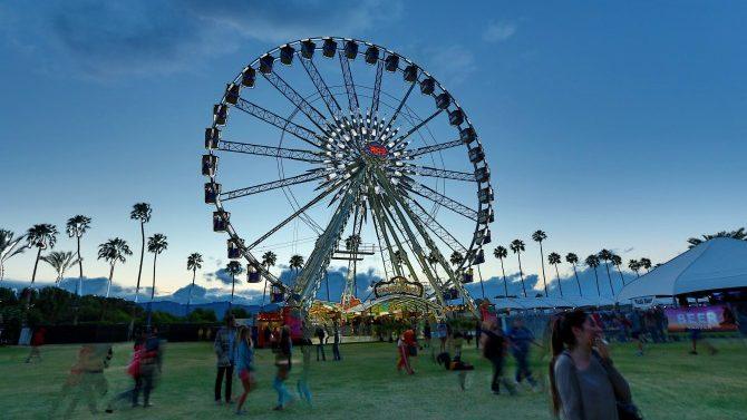 Coachella Anuncia Horarios