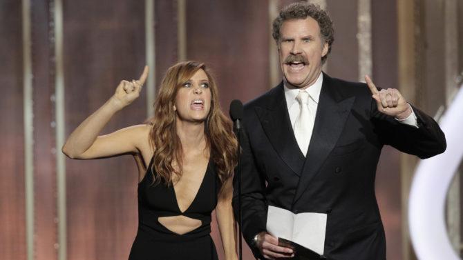 Kristen Wiig y Will Ferrell
