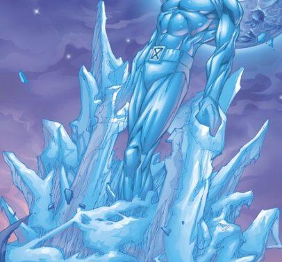 Iceman de X Men Marvel sale