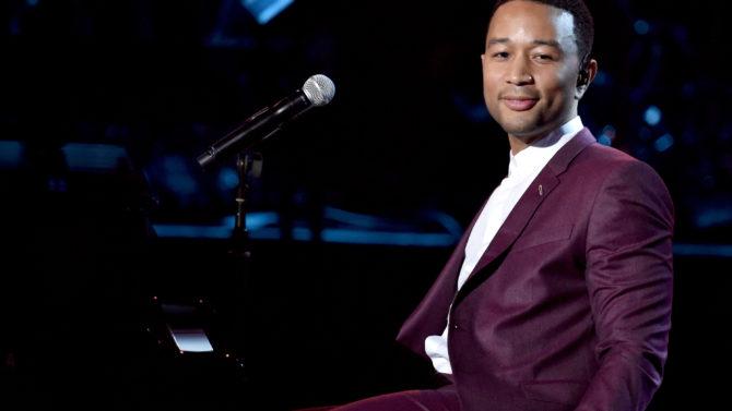John Legend lanza campaña contra encarcelamiento