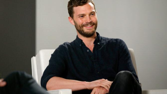 speaks during Variety Studio Actors on