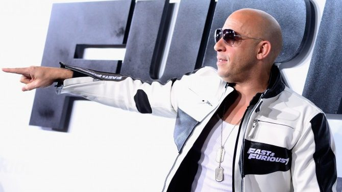 Vin Diesel confirma Furious 8
