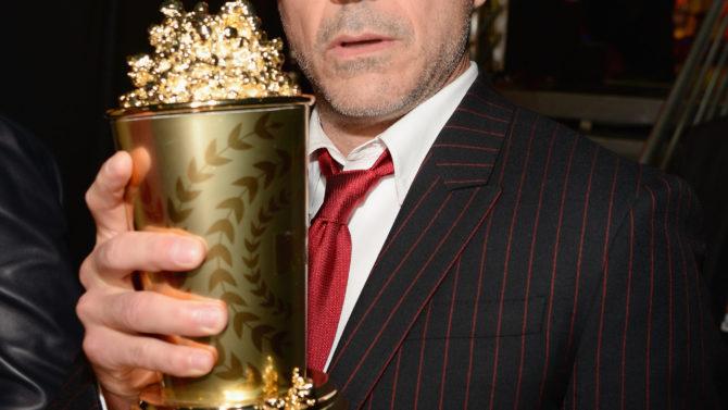 Robert Downey Jr. Alejandro Gonzalez Iñarritu
