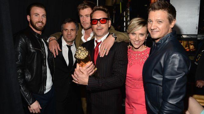 MTV Movie Awards 2015 lista de