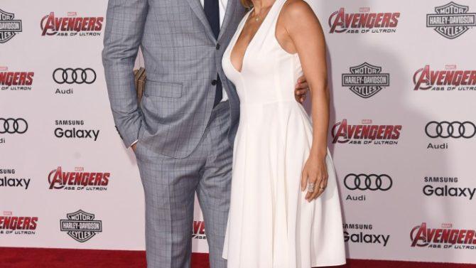 Chris Hemsworth Elsa Pataky Hablan Sobre