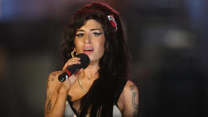 LONDON - JUNE 27: Amy Winehouse