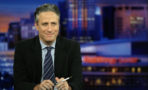 Host Jon Stewart of Comedy Central's