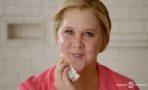 Amy Schumer no usar maquillaje parodia