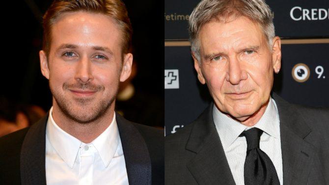 Ryan Gosling podría aparecer con Harrison