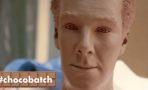Benedict Cumberbatch chocolate chocobatch