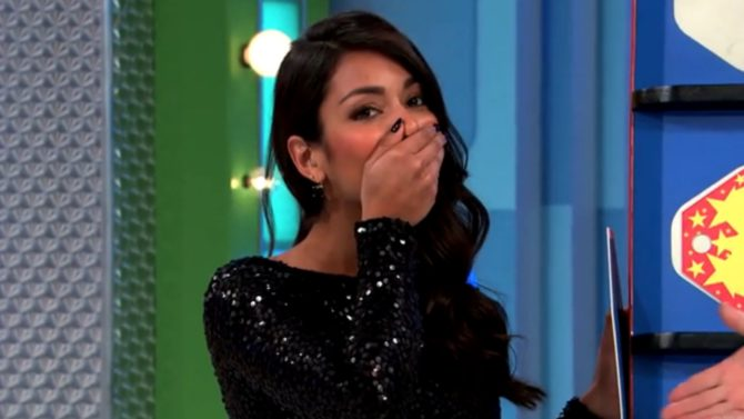 The Price is Right modelo Manuela