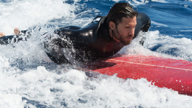 Edgar Ramírez/Point Break