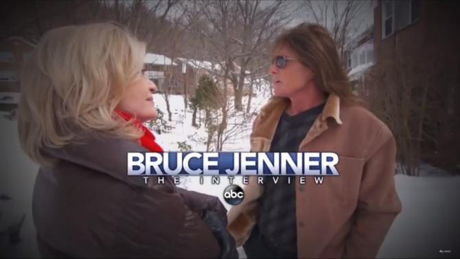 Bruce Jenner, Diane Sawyer