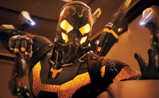 Primera imagen del villano de 'Ant-Man'