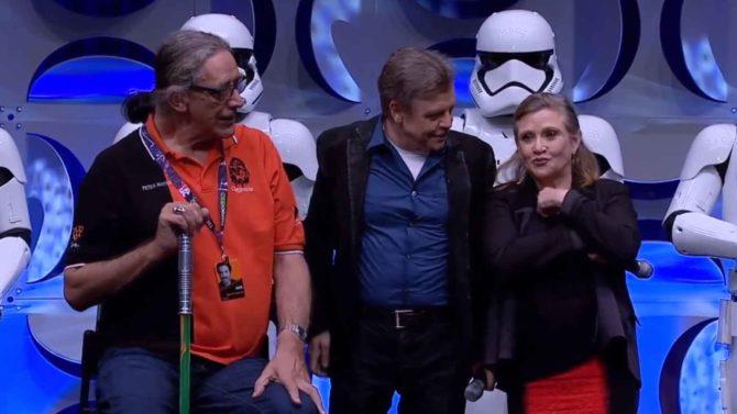 'Star Wars Celebration' Live Stream Lo