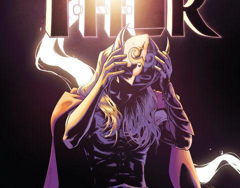 Thor diosa del trueno marvel revela
