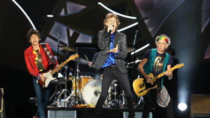 The Rolling Stones concierto sorpresa Los