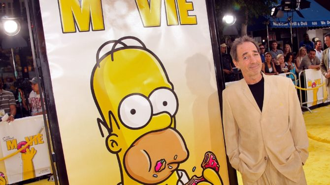 The Simpsons Harry Shearer se va