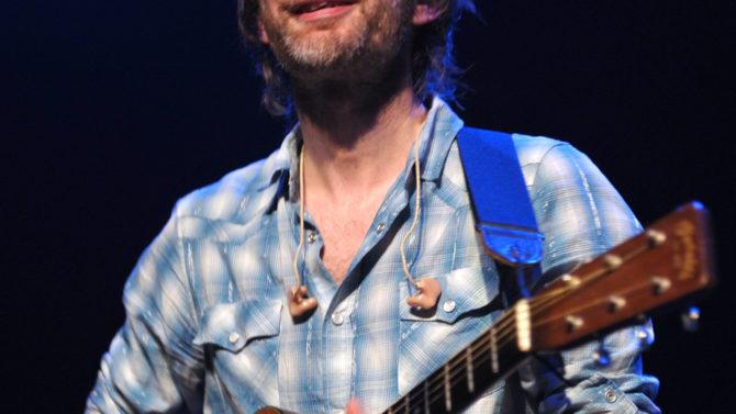 HOLLYWOOD - JANUARY 24: Thom Yorke