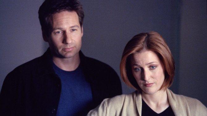 Nuevas imágenes de Mulder y Scully
