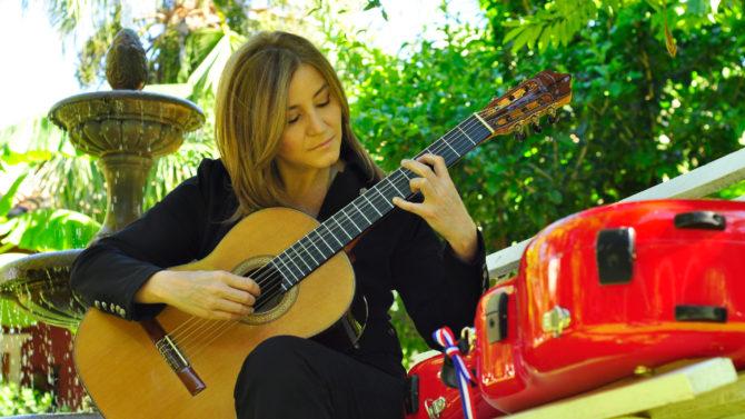 Entrevista con la guitarrista paraguaya Berta
