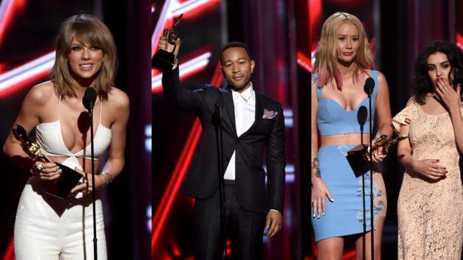 Billboard Music Awards 2015: Ganadores y